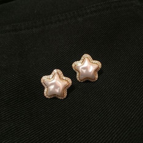 Pendientes Irregular Star Retro Bump Baroque NHWK311413's discount tags