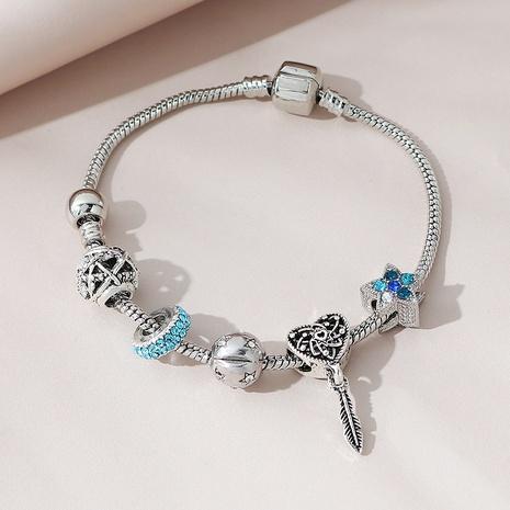 Korean creative wild trendy bracelet NHPS311462's discount tags