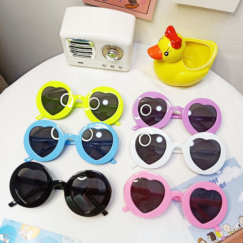 new love lens children sunglasses NHBA311485