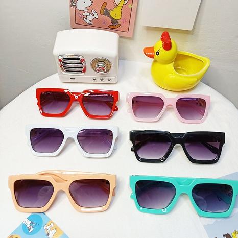 nouvelles lunettes de soleil mode protection UV NHBA311493's discount tags