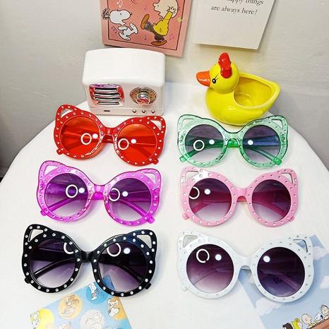 nouvelles lunettes de soleil pour enfants fashion dot diamond NHBA311495's discount tags