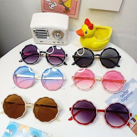 nouvelles lunettes de soleil en dentelle pour enfants coréens NHBA311497's discount tags