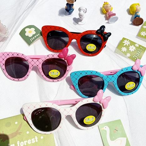 Cartoon polarisierte Anti-Ultraviolett niedliche Sonnenbrille NHBA311537's discount tags