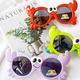 Childrens cute cartoon silicone soft antiultraviolet sunglasses NHBA311556