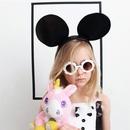 New Cute Fashion Decorative flowers Glasses  NHBA311560