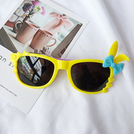 neue Bunny Bowknot Kinderbrille NHBA311562's discount tags