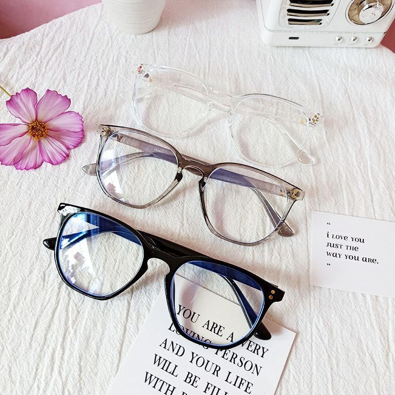 new simple frame light glasses NHBA311567