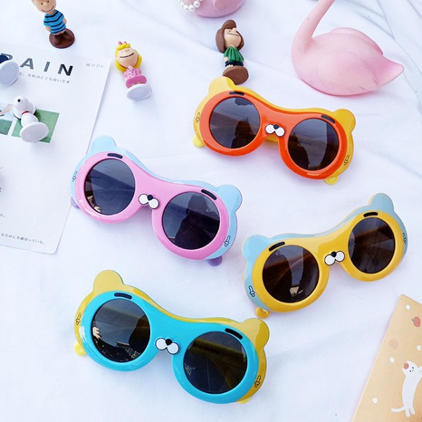Mode neue Cartoon Sonnenbrille NHBA311585's discount tags