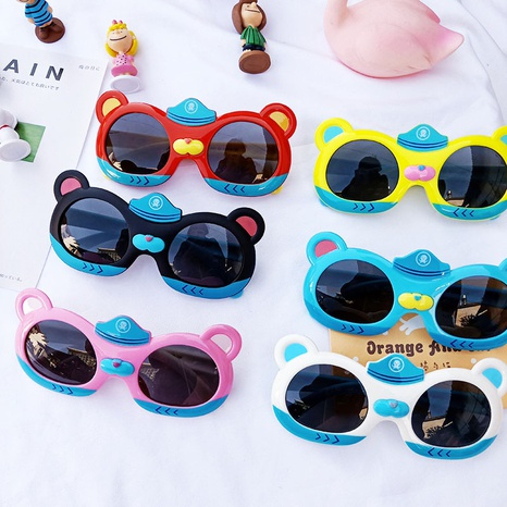 einfache neue UV-Sonnenbrille NHBA311588's discount tags