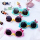 Cartoon Duck cute Glasses  NHBA311591
