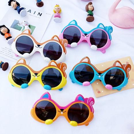 Cartoon Kaninchen UV-Schutz Sonnenbrille NHBA311595's discount tags