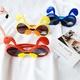 new fashion wild cartoon anti-ultraviolet sunglasses NHBA311612