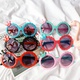 new simple lace colorful glasses NHBA311615