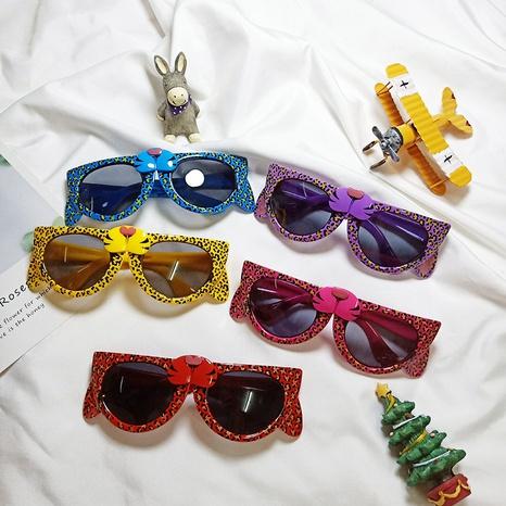 Mode einfache Stil Silikon Sonnenbrille NHBA311627's discount tags