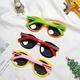 New fashion polarized rice nail arrow sunglasses NHBA311628