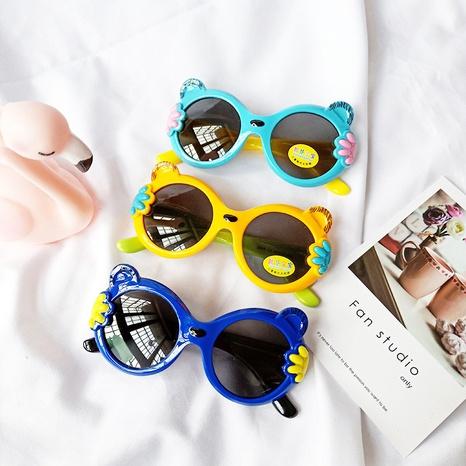 Süße polarisierte Sonnenbrille aus weichem Silikon für Kinder NHBA311631's discount tags