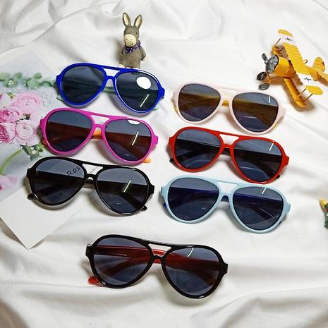 Nouvelles lunettes de soleil en silicone souple à la mode NHBA311634's discount tags