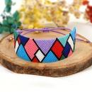 Bracelet fait main de style ethnique bohme simple NHGW311793