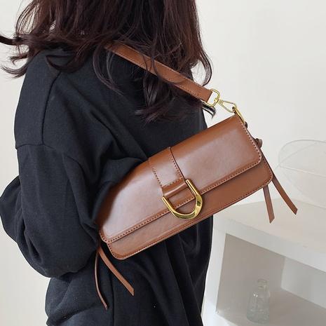 bolsa de axila simple retro con un solo hombro NHLH311817's discount tags