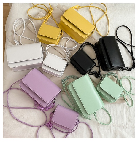 Korean simple casual mini bag NHEX311901's discount tags