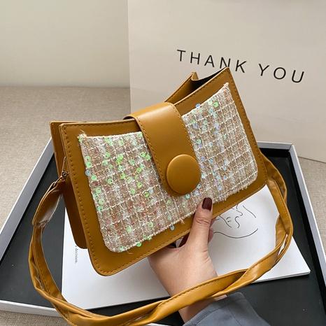 Nouveau sac messager tout assorti à la mode NHEX311931's discount tags