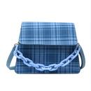 new plaid fashion shoulder bag NHEX312024