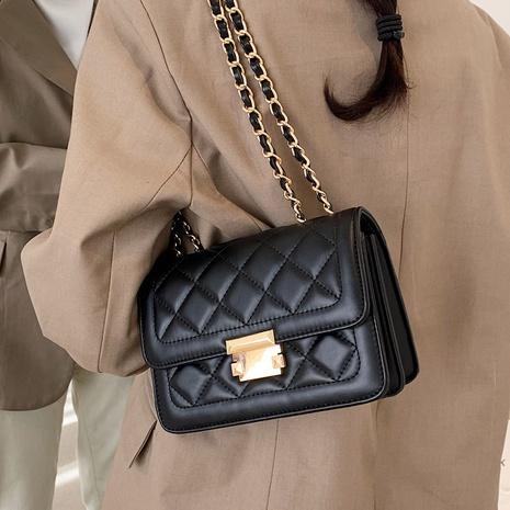 nuevo bolso cuadrado pequeño de hombro de moda NHLH312115's discount tags