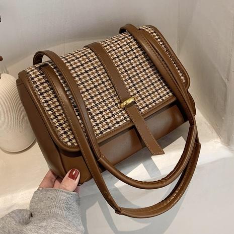 sac à bandoulière rétro à une épaule NHLH312134's discount tags