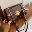 Patent leather fashion messenger bag NHLH312137