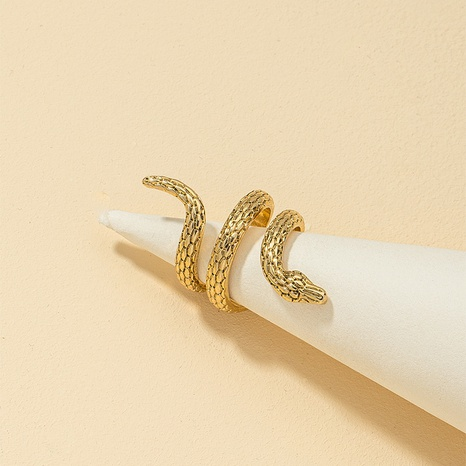 new retro snake ring  NHQJ312427's discount tags