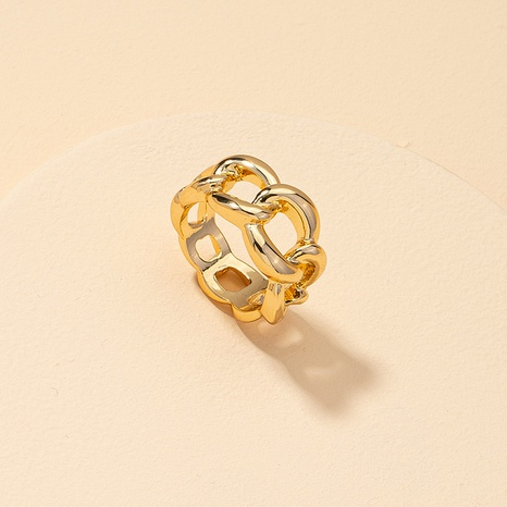 fashion thick alloy ring  NHGU312439's discount tags