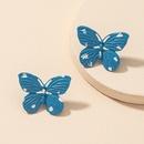 Grohandel Schmetterling Retro Mode Ohrringe NHGU312473