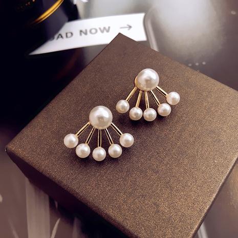 Modische exquisite kleine Perlenohrringe NHXI312499's discount tags