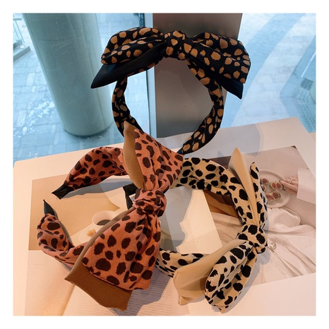 neues Leopard Dot Bogen Stirnband NHHD312625's discount tags
