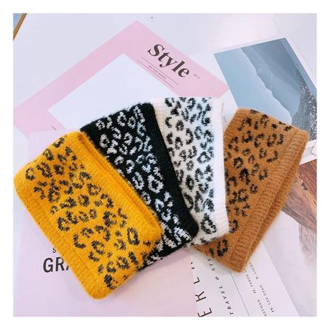 Bandeau de cheveux léopard mignon chaud coréen NHHD312636's discount tags
