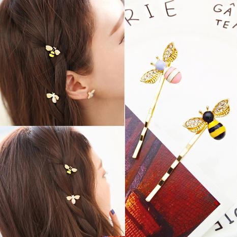 Épingle à cheveux abeille coréenne NHDQ312738's discount tags