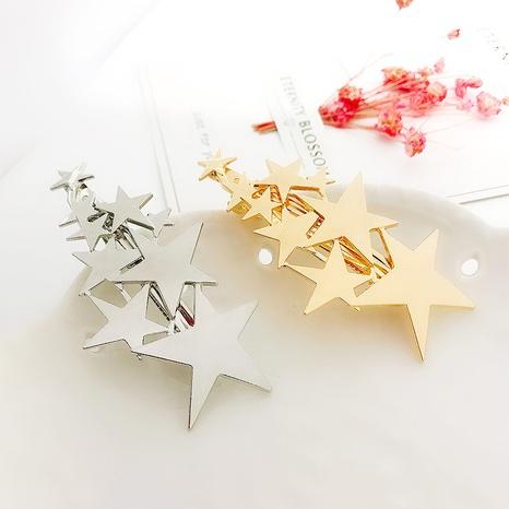 Épingle à cheveux étoile à cinq branches NHDQ312771's discount tags