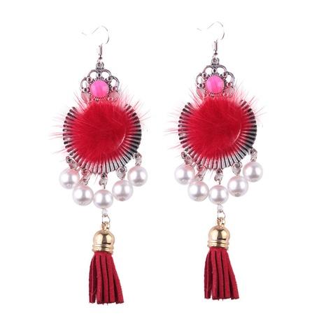 creative new classic tassel earrings  NHJQ313001's discount tags
