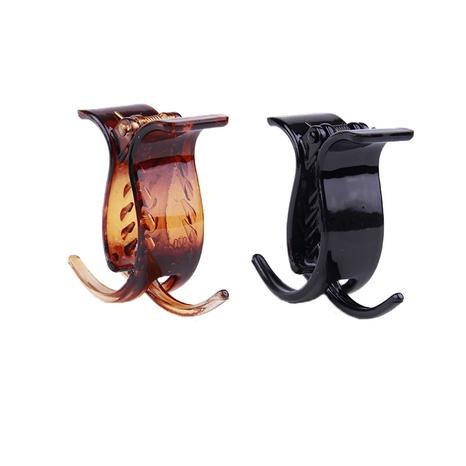 pintura en aerosol accesorios para el cabello de plástico negro NHBE313160's discount tags