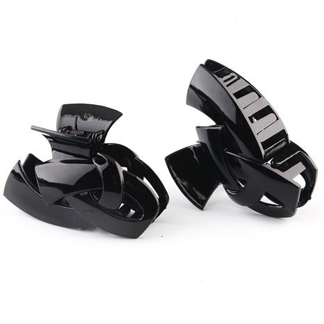 Vente en gros clip de capture noir en plastique NHBE313170's discount tags