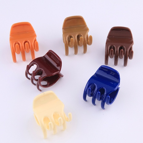 clip de agarre simple de color puro NHBE313177's discount tags