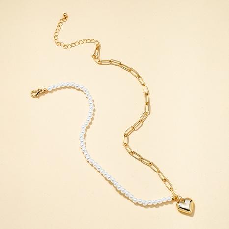 Neue Barock Perlenkette NHQJ313212's discount tags