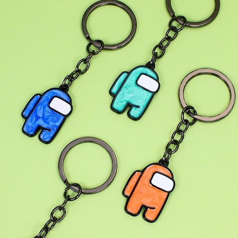 fashion simple cute space  keychain NHAP313237's discount tags