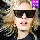 fashion square cat eye sunglasses  NHKD313349