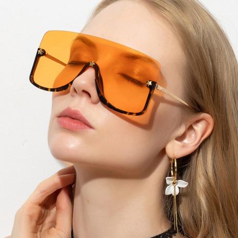 mode de nouvelles lunettes de soleil à la mode simples NHKD313351's discount tags