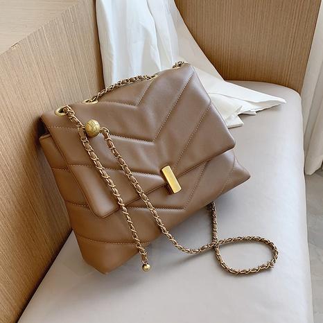 bolso de hombro salvaje de la moda de la nueva ola NHJZ313519's discount tags