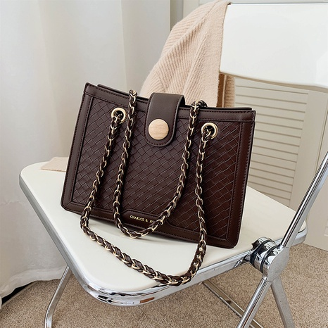 new trendy Korean shoulder chain bag NHJZ313528's discount tags