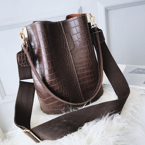 new fashion all-match bucket bag  NHJZ313535's discount tags
