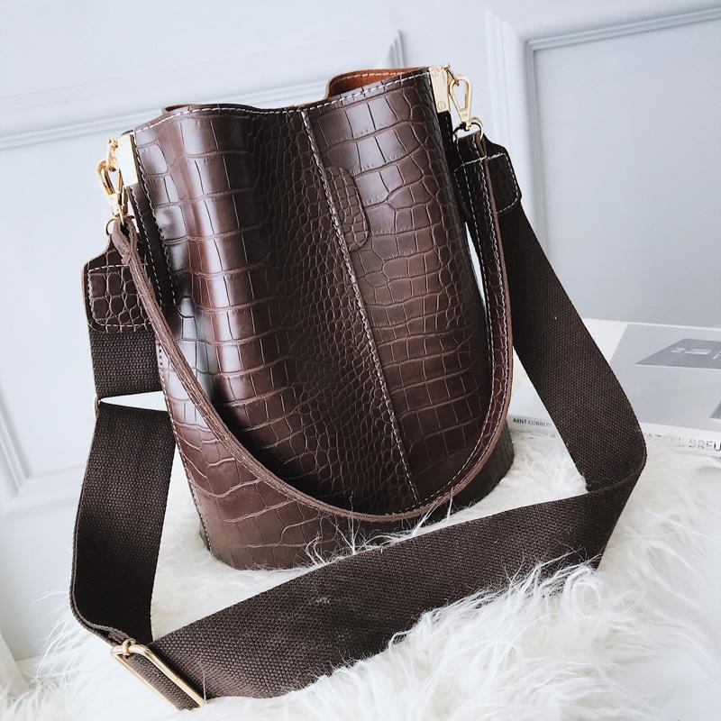 new fashion allmatch bucket bag  NHJZ313535