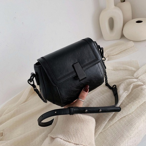 retro new fashion all-match single messenger square bag NHJZ313537's discount tags